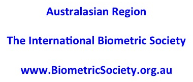 Australasian Region of The International Biometric Society